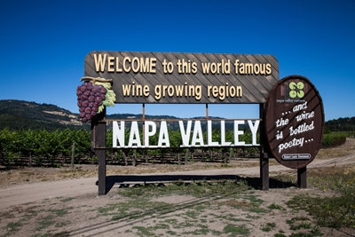 Taste the flavors that made the Napa Valley famous.