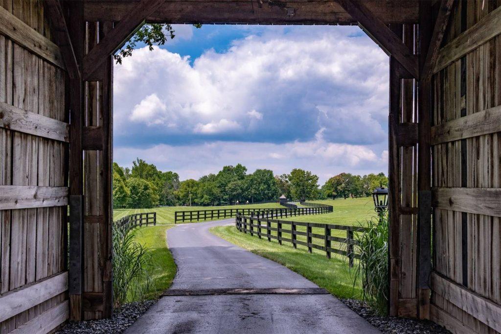 The Bluegrass State   The Genteel Homes of Kentucky