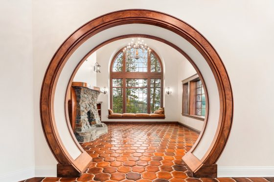 Video of the Week: Take a Virtual Tour of the Storybook Mountain Estate in Sagle, Idaho
