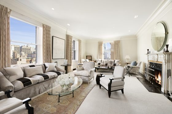Inside the Pinnacle of Park Avenue Living