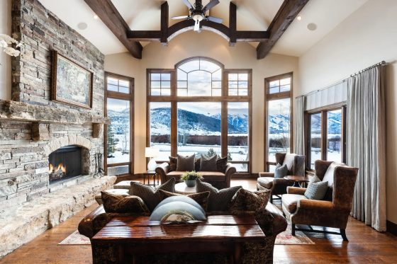 Video of the Week: Take a Virtual Tour of a Sprawling Mountain Home in Park City, Utah